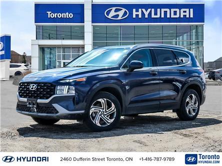 2021 Hyundai Santa Fe ESSENTIAL (Stk: N22868) in Toronto - Image 1 of 27