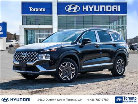 2021 Hyundai Santa Fe HEV Preferred w/Trend Package (Stk: N22982) in Toronto - Image 1 of 30