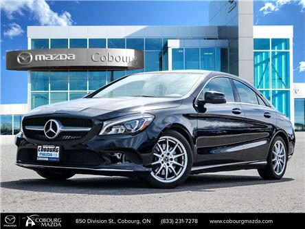 2018 Mercedes-Benz CLA 250 Base (Stk: U0534) in Cobourg - Image 1 of 26