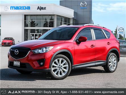 2014 Mazda CX-5 GT (Stk: P5694A) in Ajax - Image 1 of 30