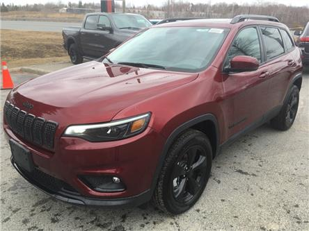 2021 Jeep Cherokee Altitude (Stk: 6590) in Sudbury - Image 1 of 18