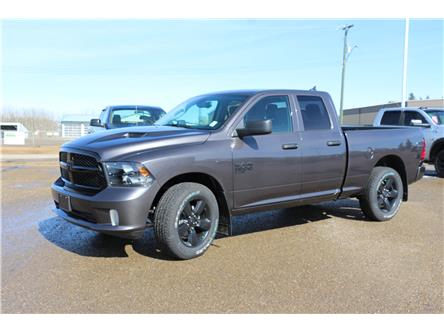 2021 RAM 1500 Classic Tradesman (Stk: MT034) in Rocky Mountain House - Image 1 of 20