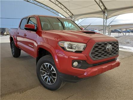 2020 Toyota Tacoma Base (Stk: 189231) in AIRDRIE - Image 1 of 28