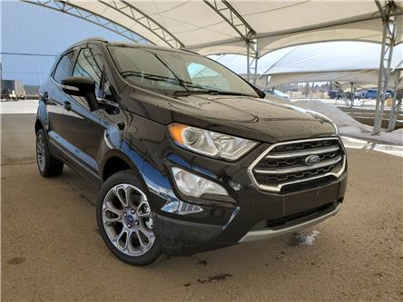 2020 Ford EcoSport Titanium (Stk: 188769) in AIRDRIE - Image 1 of 29