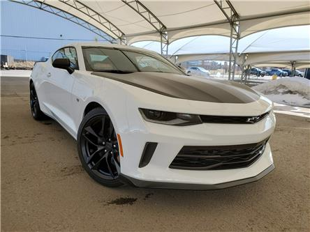 2018 Chevrolet Camaro 1LS (Stk: 189987) in AIRDRIE - Image 1 of 27