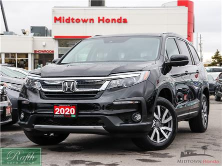 2020 Honda Pilot EX-L Navi (Stk: P14616) in North York - Image 1 of 30