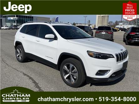 2021 Jeep Cherokee Limited (Stk: N05028) in Chatham - Image 1 of 18