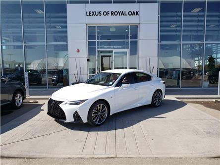 2021 Lexus IS 300 Base (Stk: L21294) in Calgary - Image 1 of 15
