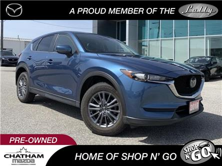 2018 Mazda CX-5 GS (Stk: UM2591) in Chatham - Image 1 of 23