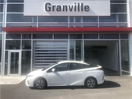 2018 Toyota Prius Prime Upgrade (Stk: BI9438) in Vancouver - Image 1 of 10