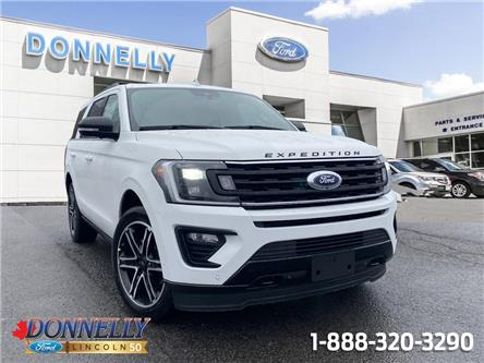 2021 Ford Expedition Limited (Stk: DV287) in Ottawa - Image 1 of 29