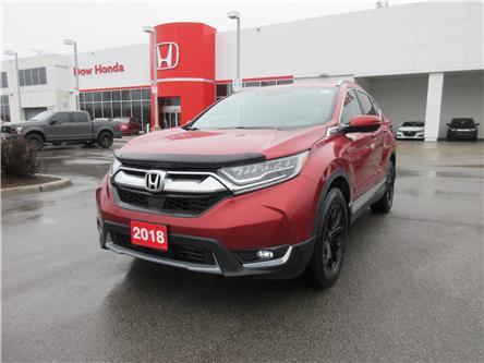 2018 Honda CR-V Touring (Stk: 29386A) in Ottawa - Image 1 of 18
