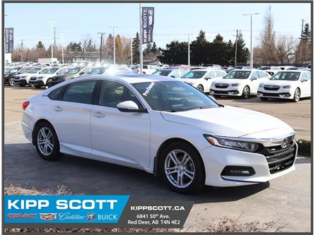 2018 Honda Accord EX-L (Stk: 02991U) in Red Deer - Image 1 of 30