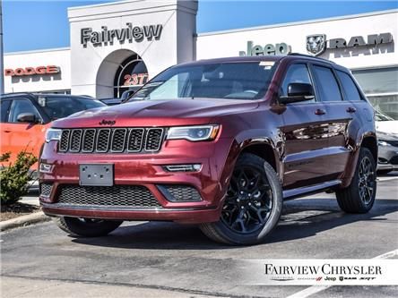 2021 Jeep Grand Cherokee Limited (Stk: MC351) in Burlington - Image 1 of 30