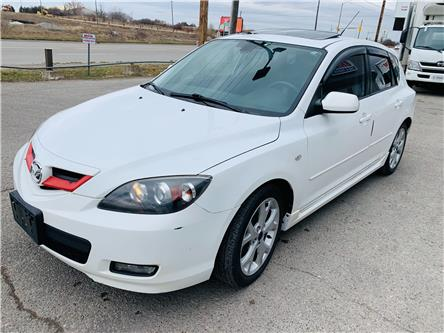 2008 Mazda Mazda3 Sport GT (Stk: ) in Pickering - Image 1 of 11