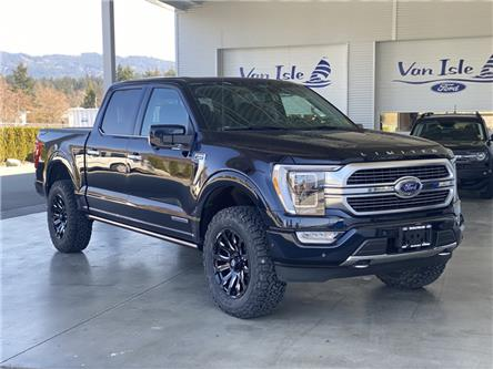 2021 Ford F-150 Limited (Stk: 21050) in Port Alberni - Image 1 of 23