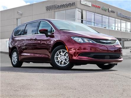 2021 Chrysler Grand Caravan SXT (Stk: 091-21) in Lindsay - Image 1 of 26