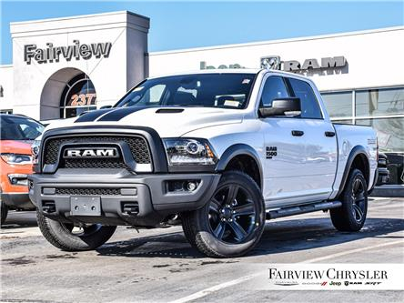 2021 RAM 1500 Classic SLT (Stk: MS328) in Burlington - Image 1 of 29