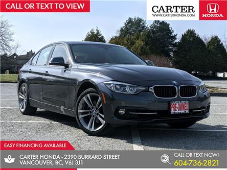 2018 BMW 330i xDrive (Stk: B95420A) in Vancouver - Image 1 of 19