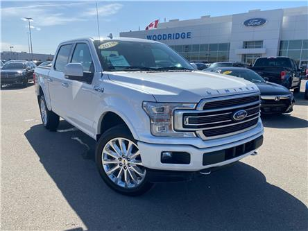 2018 Ford F-150 Limited (Stk: M-973A) in Calgary - Image 1 of 23