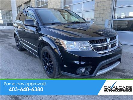 2012 Dodge Journey SXT & Crew (Stk: 60361) in Calgary - Image 1 of 22