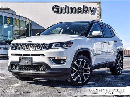 2021 Jeep Compass Limited (Stk: N21072) in Grimsby - Image 1 of 29
