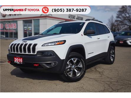 2016 Jeep Cherokee Trailhawk (Stk: 93892) in Hamilton - Image 1 of 20