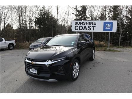 2021 Chevrolet Blazer True North (Stk: TM537145) in Sechelt - Image 1 of 23