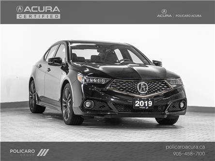 2019 Acura TLX Tech A-Spec (Stk: 800740P) in Brampton - Image 1 of 29
