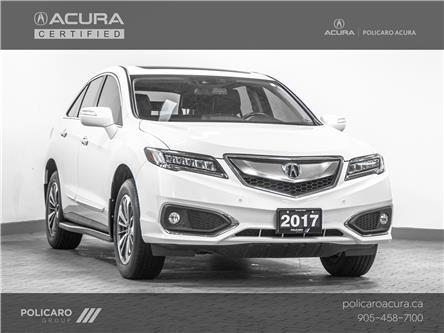 2017 Acura RDX Elite (Stk: 808759P) in Brampton - Image 1 of 29