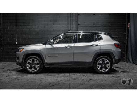 2019 Jeep Compass Limited (Stk: CT21-98) in Kingston - Image 1 of 42