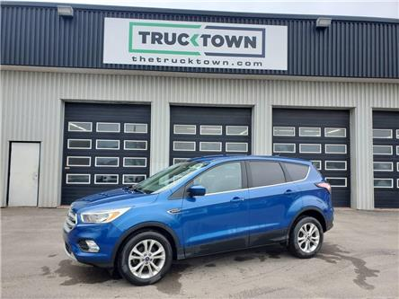 2017 Ford Escape SE (Stk: T0281) in Smiths Falls - Image 1 of 21