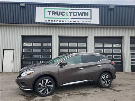 2017 Nissan Murano Platinum (Stk: T0294) in Smiths Falls - Image 1 of 26