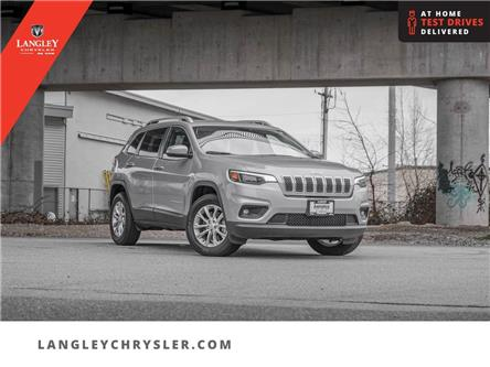 2019 Jeep Cherokee North (Stk: LC0688) in Surrey - Image 1 of 25