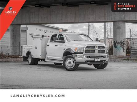 2015 RAM 5500 Chassis ST/SLT/Laramie (Stk: LC0722) in Surrey - Image 1 of 25