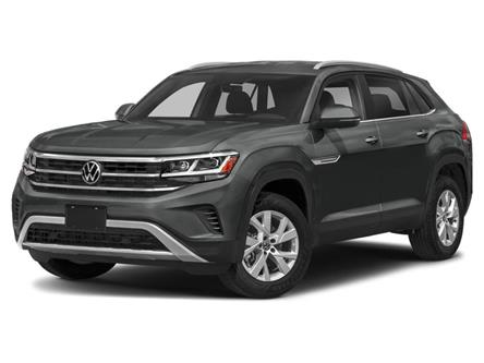 2021 Volkswagen Atlas Cross Sport 3.6 FSI Comfortline (Stk: AC21017) in Sault Ste. Marie - Image 1 of 3