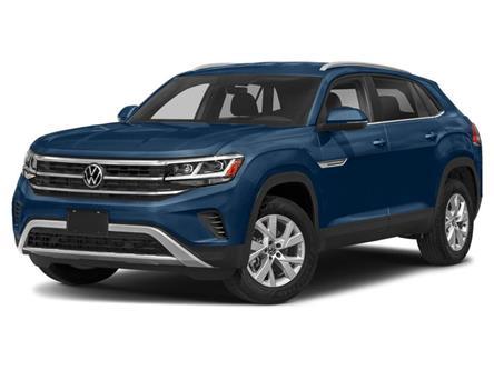 2021 Volkswagen Atlas Cross Sport 3.6 FSI Execline (Stk: AC21019) in Sault Ste. Marie - Image 1 of 3
