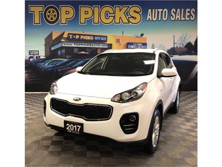 2017 Kia Sportage LX (Stk: 252625) in NORTH BAY - Image 1 of 26