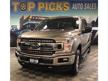 2018 Ford F-150 XLT (Stk: C90564) in NORTH BAY - Image 1 of 30