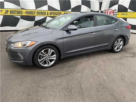 2017 Hyundai Elantra Limited (Stk: 50749) in Burlington - Image 1 of 26