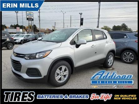 2021 Chevrolet Trax LS (Stk: MB321286) in Mississauga - Image 1 of 16