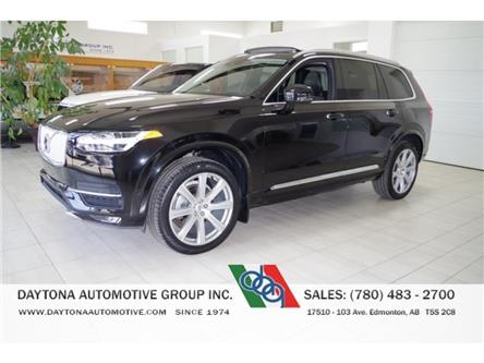 2017 Volvo XC90 T6 Inscription (Stk: 2827) in Edmonton - Image 1 of 28