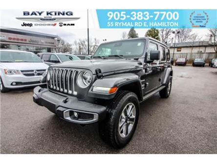 2020 Jeep Wrangler Unlimited  (Stk: 7252) in Hamilton - Image 1 of 29