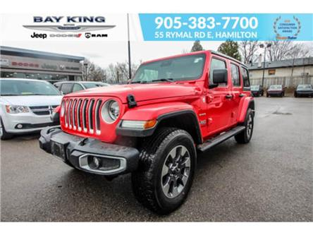 2020 Jeep Wrangler Unlimited  (Stk: 7251) in Hamilton - Image 1 of 28