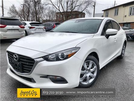 2018 Mazda Mazda3 GX (Stk: 156877) in Ottawa - Image 1 of 22