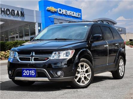 2015 Dodge Journey R/T (Stk: WN660627) in Scarborough - Image 1 of 24