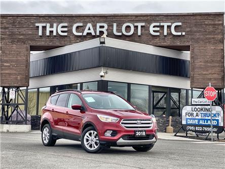 2018 Ford Escape SE (Stk: 21028) in Sudbury - Image 1 of 23