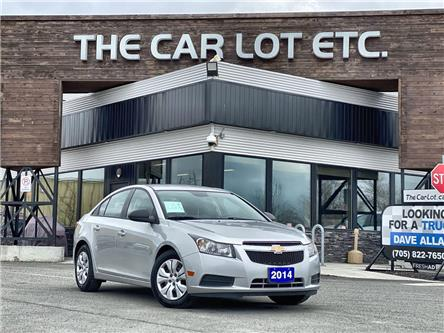 2014 Chevrolet Cruze 2LS (Stk: 21091) in Sudbury - Image 1 of 21
