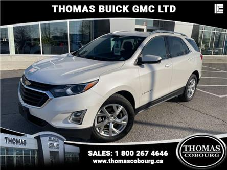2018 Chevrolet Equinox LT (Stk: UT74845) in Cobourg - Image 1 of 24