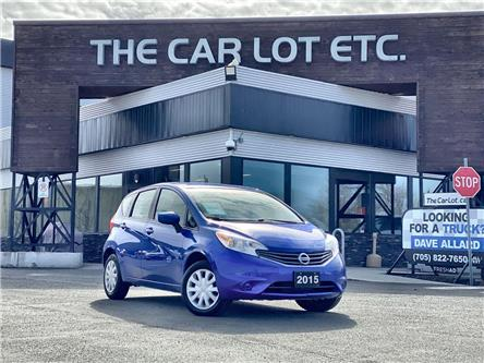 2015 Nissan Versa Note 1.6 SV (Stk: 21087) in Sudbury - Image 1 of 22